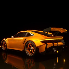 Show Cars - Sport Cars