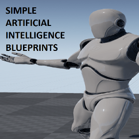 Create Believable Artificial Intelligence with these simple templates!