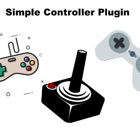 An on SDL Framework based Plugin to use as many controllers as possible in UE4.