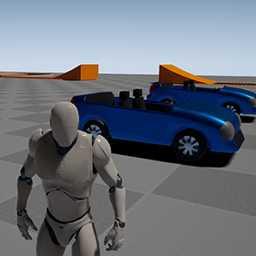 This system is a set of character interactions with the vehicle, including ragdoll. Fully supports network.
