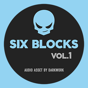 Six Blocks Vol.1 - Royalty Free Music by Darkwork