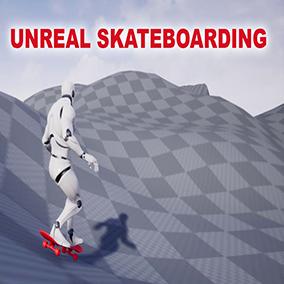 Basic Skateboard Riding System