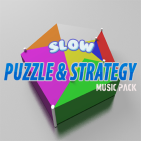 A collection of five slow paced background music tracks for strategy & puzzle games.