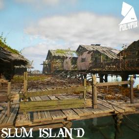 A pirate's island