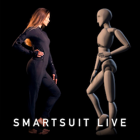 Now you can use your Smartsuit Pro with Unreal! With Smartsuit Live you are able to stream and visualize Smartsuit Pro data inside Unreal Engine.