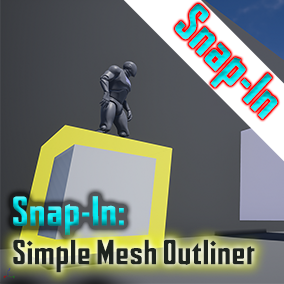 Snap in to any project and have instant mesh highlight/outline functions within seconds! No post-processing required.