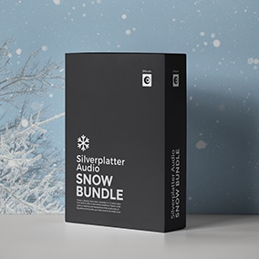 Snow bundle sound effects library