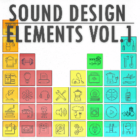 "This is the start of a new sound effects series: ""Sound Design Elements"" Each volume brings you a versatile composite collection of 555 high quality sound effects."