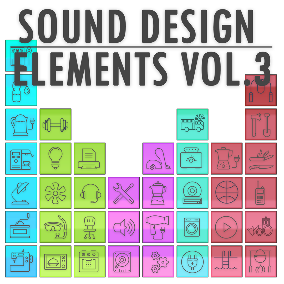 "This is the third volume of the sound effects series: ""Sound Design Elements"" Each volume brings you a versatile composite collection of 555 high quality sound effects."