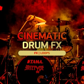 High-quality cinematic drum, acustic, real sound effect!  Enjoy!