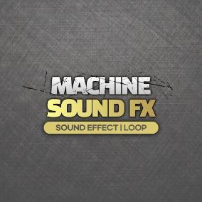 High-quality machine, robot sound effect! Enjoy!