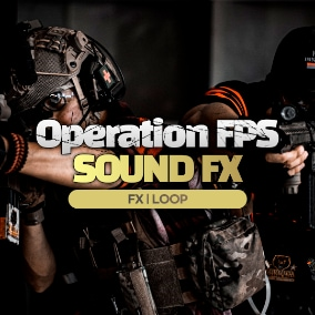 High-quality Operation, Battle, War, FPS sound effect! Enjoy!