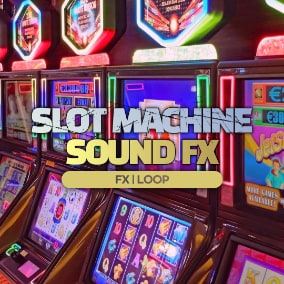 High-quality Casino, Slot Machine, Game sound effect! Enjoy!