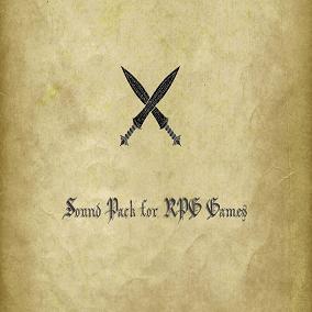 Sound pack for RPG games 470 samples
