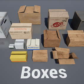 Post Soviet Boxes