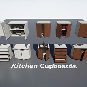 Post Soviet Cupboards
