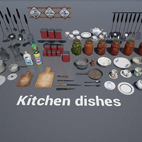 Post Soviet Dishes