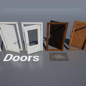 Post Soviet Doors