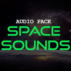 100 + High Quality Space Sounds For your game!