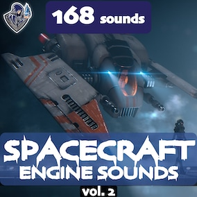 The second version of the sound package of futuristic spacecraft engines, including 168 high-quality sound effects, 8 kinds of spacecrafts. Perfect for spaceships, spacecrafts, interceptors, UFOs, space and sci-fi vehicles.