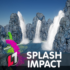 Splash Impact VFX Pack