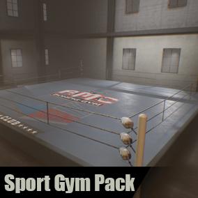 Sport Gym Pack
