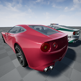 This pack is a good start to make any racing game or implement into your project!