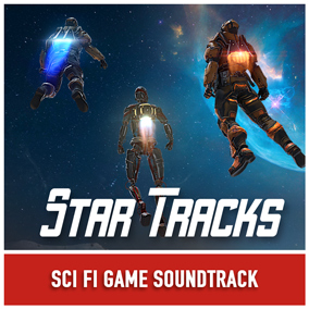 An intergalactic, ethereal, and spatial ambient music pack for your game.