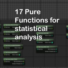 17 Array Based Statistical functions