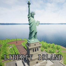 Liberty Island: production-ready environment for your project!