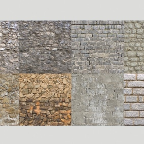 Stone walls pack