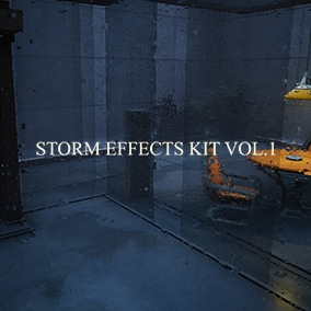 Realistic storm effects kit