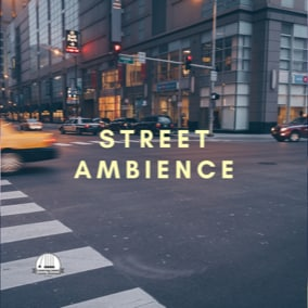 A collection of 30 loop able 1 minute tracks of Street Ambience.