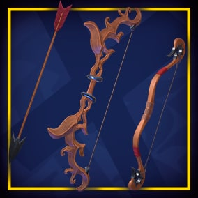 Asset Pack Bows Vol.1 includes Models,Prefabs with all textures, materials