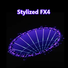 This FX pack is made up of FXs to match the game of stylized graphics.