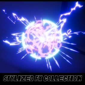 It is a collection of three versions of Stylized FX 1,2,3.