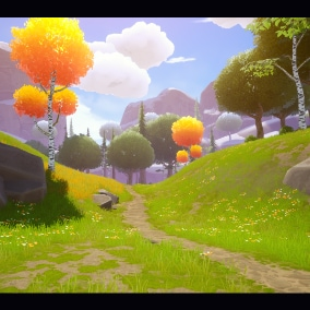 Stylized Forest VOL 3
