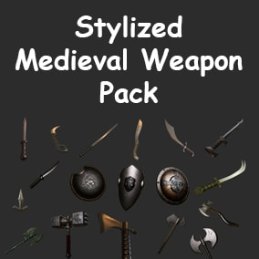 Some of the famous medieval weapons