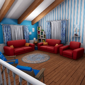 This package contains stylized props. The models have optimized static meshes and textures, Example interior room map included.