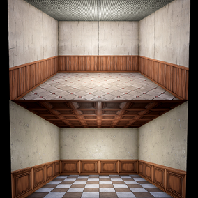 """Stylized Rooms"" Package of 40 stylized materials"