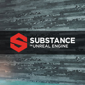 The Substance plugin enables the use of Substance materials directly in Unreal Engine.
