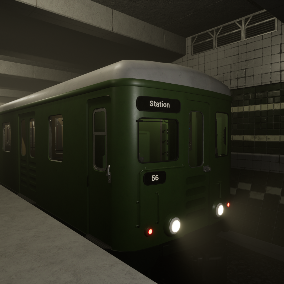 Subway Template is game base packed with highly flexible Procedural Tunnel Generator and Fully Interactable Train.