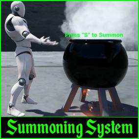 Summoning System