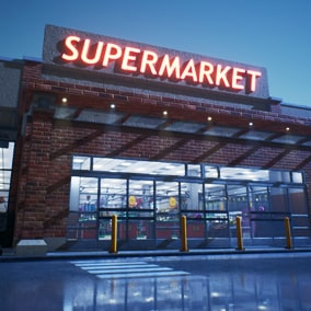 Your go to place for all your supermarket needs!