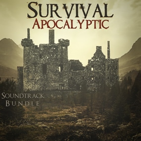 14 Post-Apocalyptic themes focusing on Survival, Desolation, and Uncertainty. 73 minutes of loops!