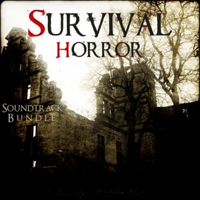 15 Suspenseful Horror themes focusing on Survival, Terror, and Anxiety. 40 minutes of loops!