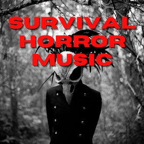 Music pack for horror, survival horror and adventure games