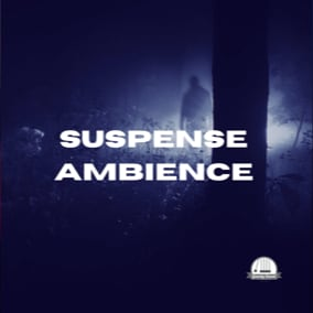 A collection of 10 suspenseful ambience tracks.