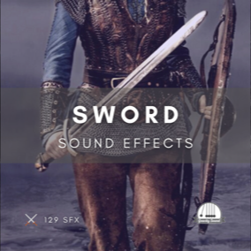 A collection of 129 sword sound effects.