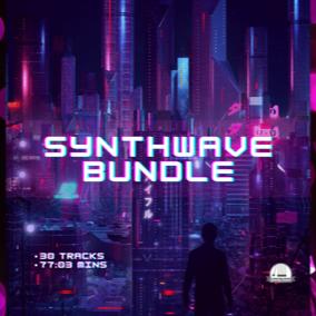 A bundle of 30 synthwave themed soundtracks.